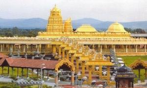 Lakshmi Narayani Temple Sripuram
